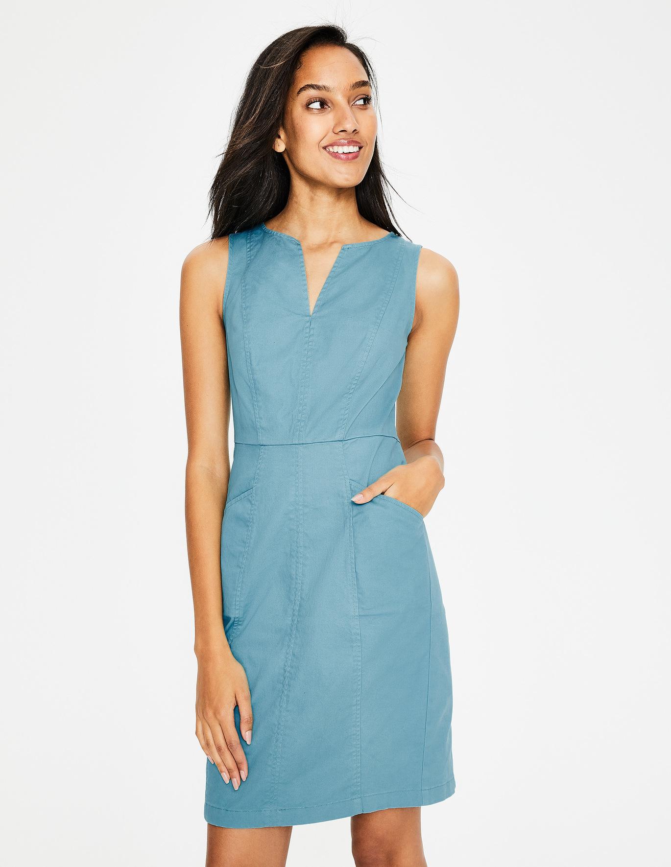 Helena Chino Dress