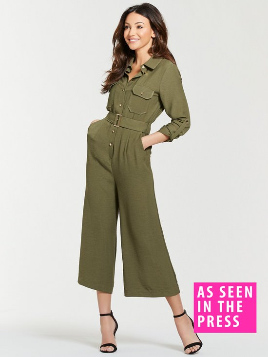 Utility Casual Jumpsuit
