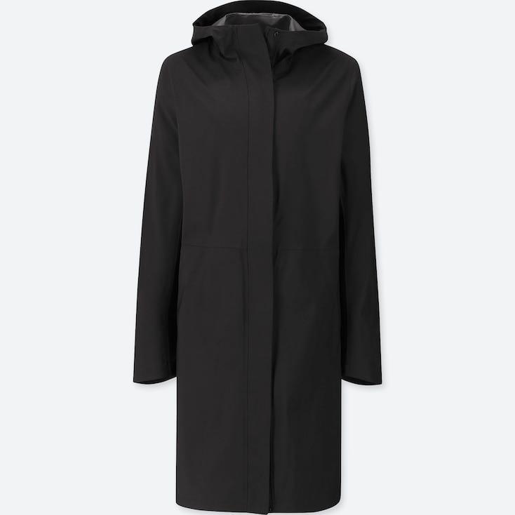 BLOCKTECH Hooded Coat